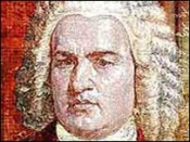 painting of bach